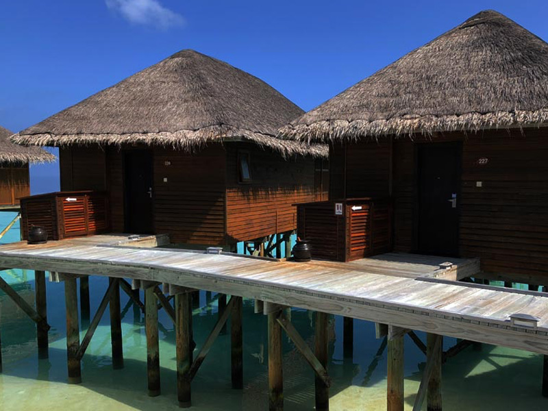Junior Honeymoon Water Villa gallery images