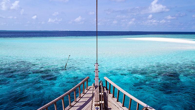 Boat Safaries in Maldives