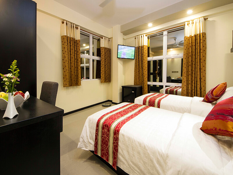 Deluxe Double Room gallery images