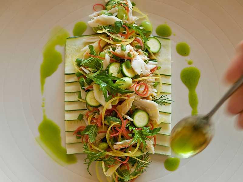 COMO Shambala Cuisine gallery images
