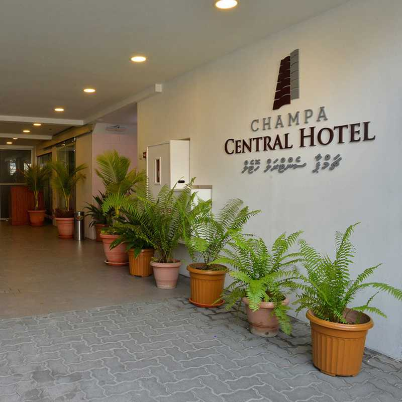 Champa Central Hotel gallery images