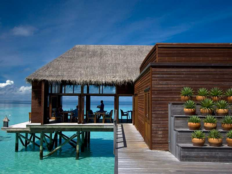 Mandhoo Spa Restaurant gallery images