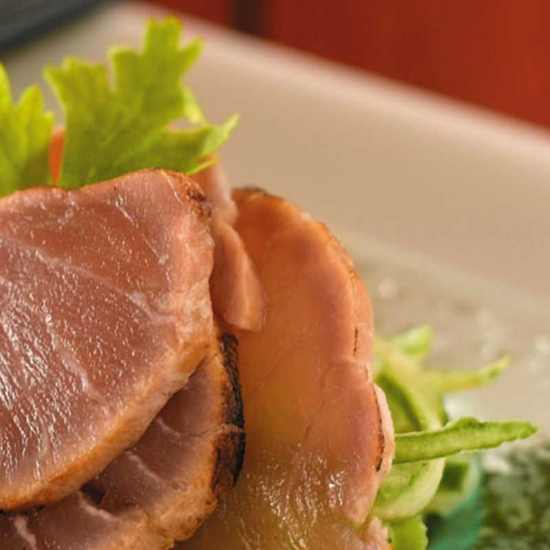 Mouth watering meals of the hotel
