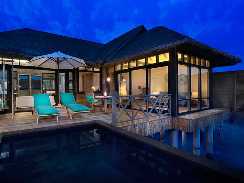 Sunset Water Villas With Infinity Pools gallery images