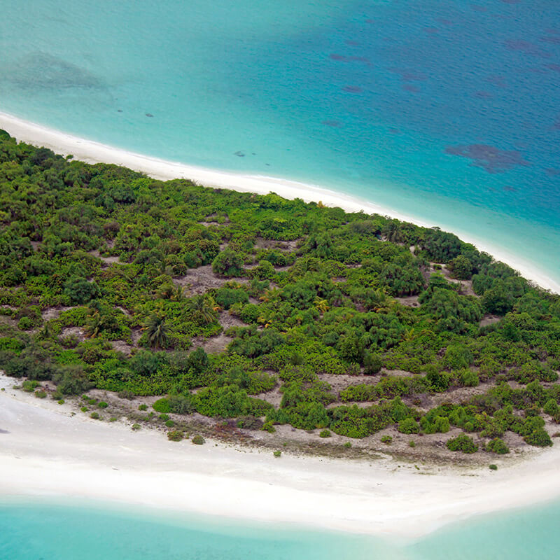 View more details about visit to uninhabited islands holiday package at vacations maldives