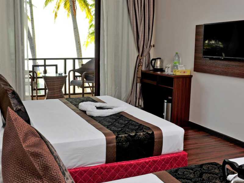 Double Room (Sea View) gallery images