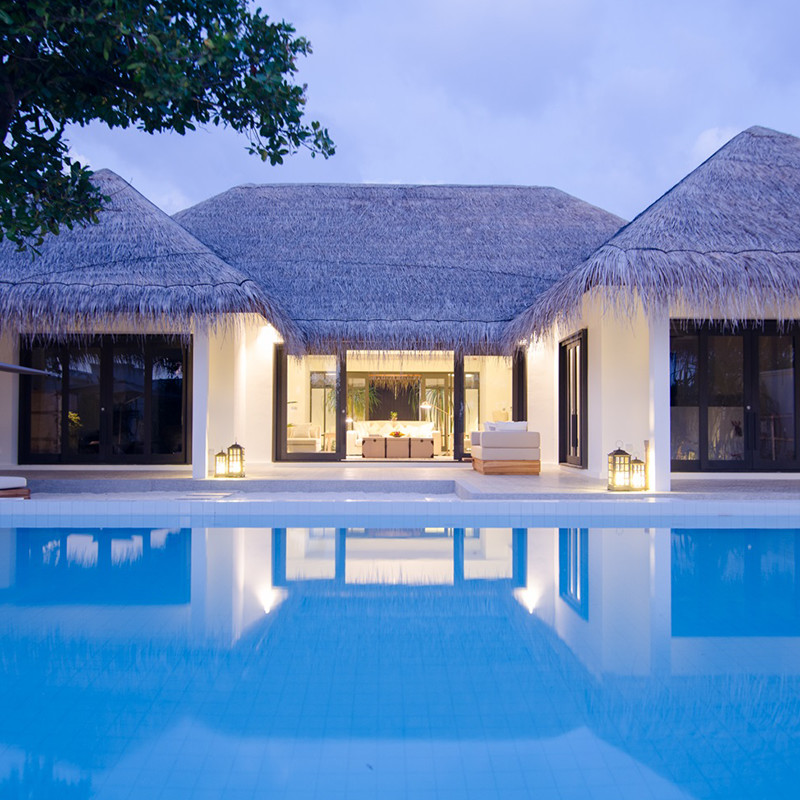 Two Bedroom Beach Pool  Villa gallery images