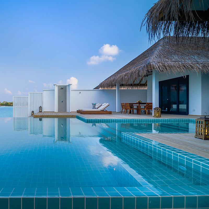 Two  Bedroom  Ocean  Lagoon  Pool  Villa gallery images