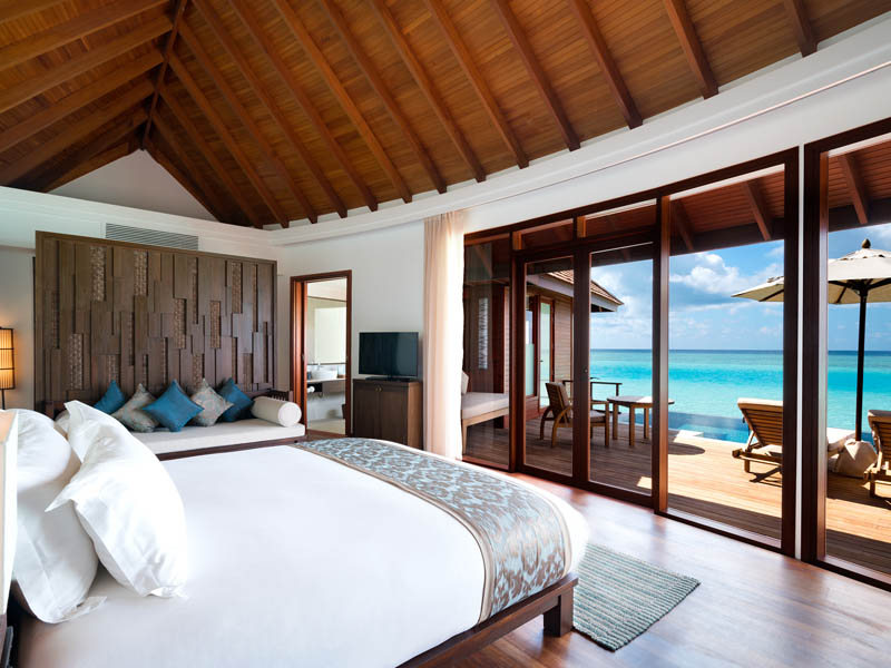Anantara Over Water Pool Suite gallery images