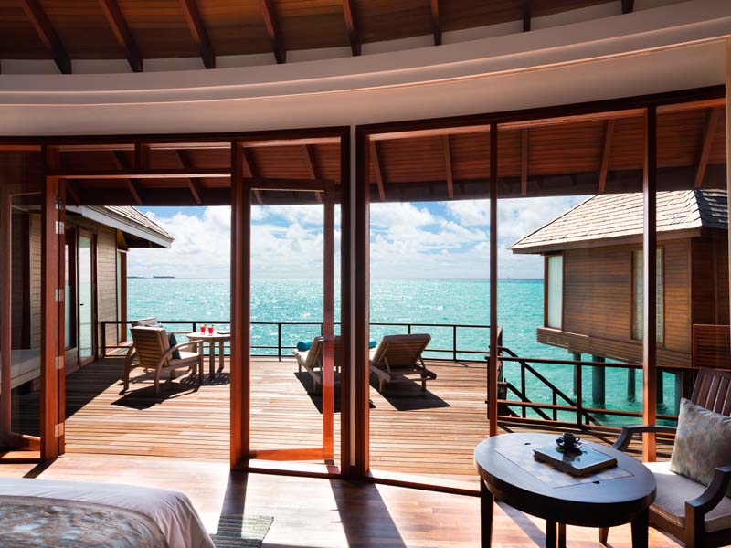 Sunset Overwater Villa gallery images