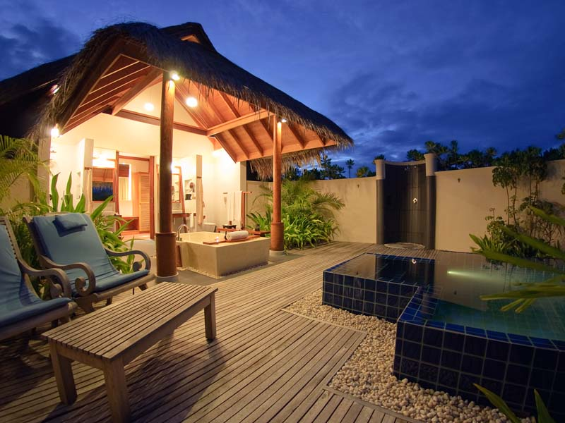 Sunset Pool Villa gallery images
