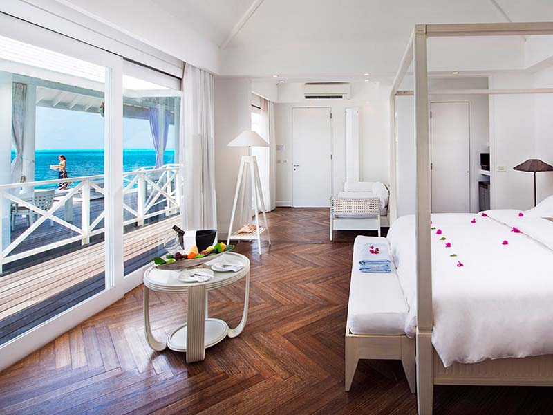 Two Bedroom Water Villas gallery images