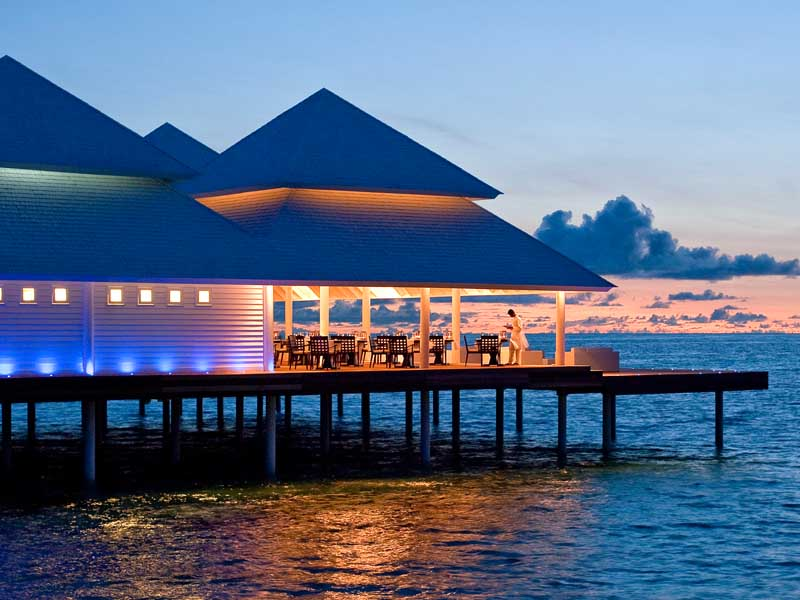 Restaurant Over The Water gallery images