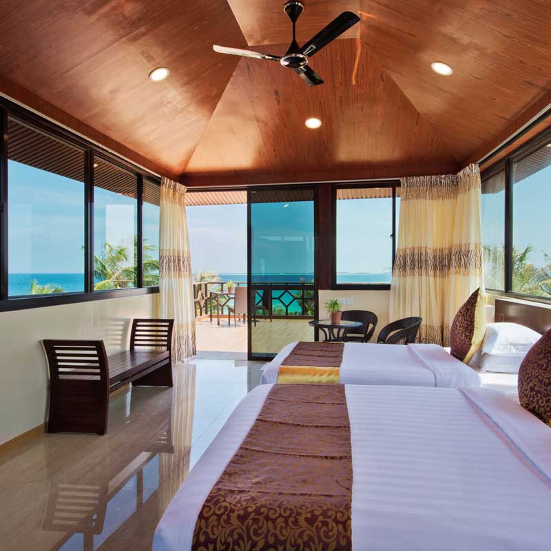 Arena Beach Hotel Maldives gallery images