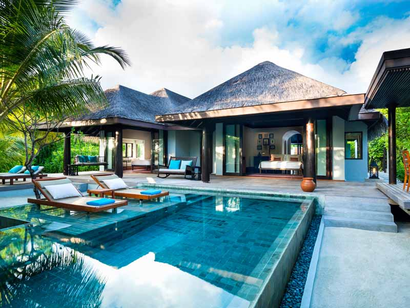 Family Beach Pool Villa gallery images