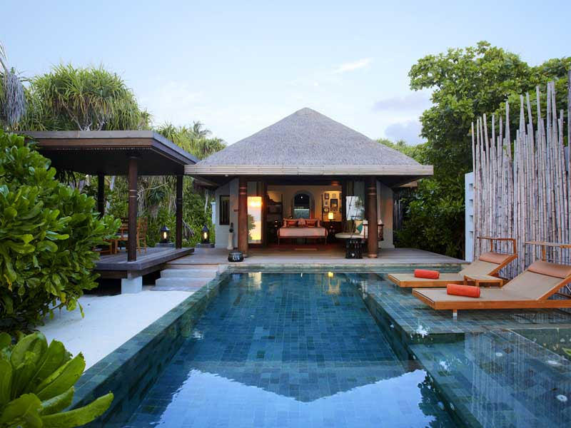 Sunset Beach Pool Villa gallery images