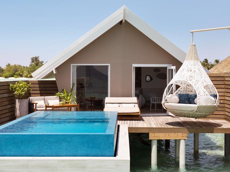 Romantic Pool Water Villa gallery images