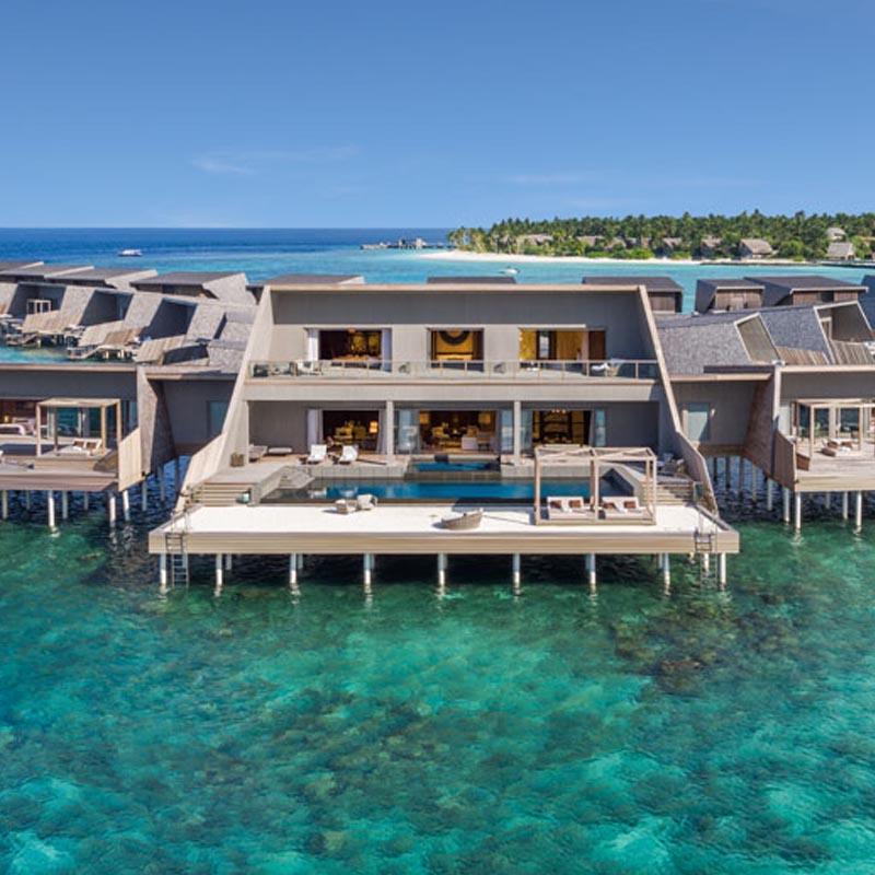 The St. Regis Maldives Vommuli Resort gallery images