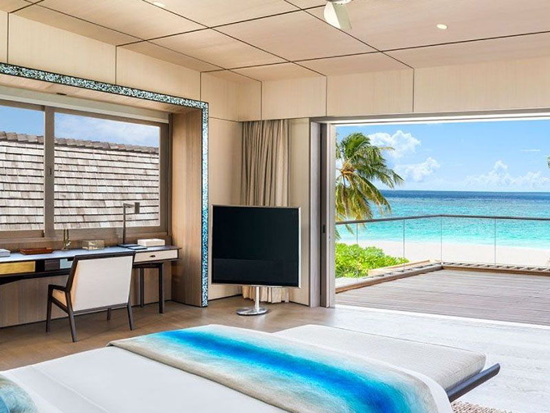 Two Bedrooms Beach Suite With Pool gallery images