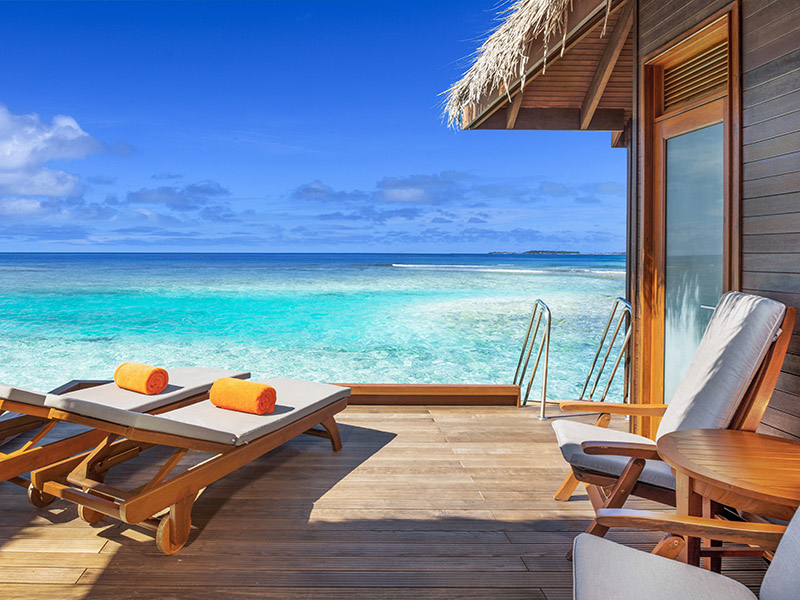 Club Water Bungalow gallery images