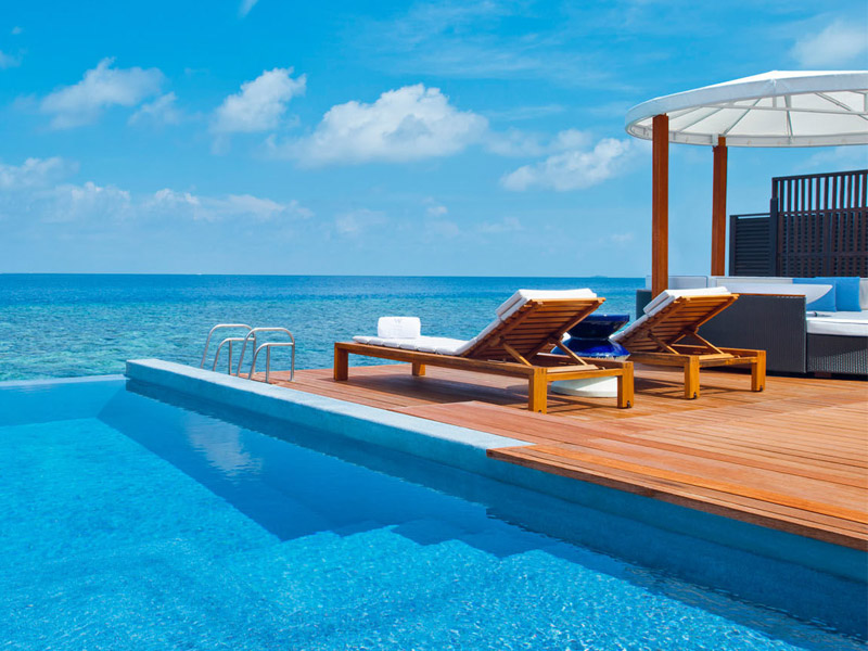 Fabulous Overwater Oasis gallery images