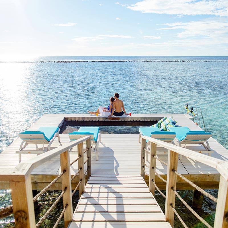 Holiday Inn Resort Kandooma Maldives gallery images
