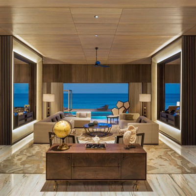 The St. Regis Maldives Vommuli Resort images