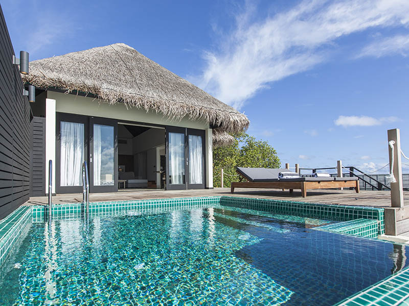 Lagoon Villa With Private Pool gallery images