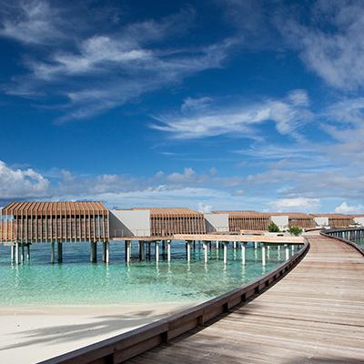 Sheraton Maldives Full Moon Resort & Spa images