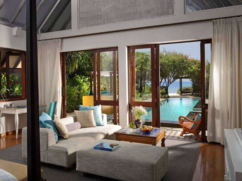 Beach Villa With Pool  gallery images