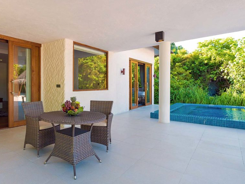Beach Residence With Plunge Pool gallery images