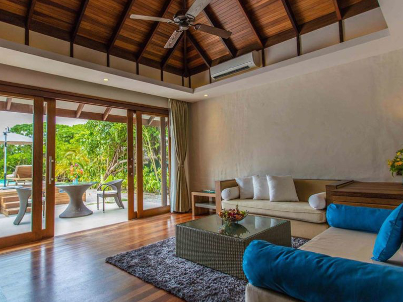 Deluxe Sunset Beach Villa With Pool gallery images