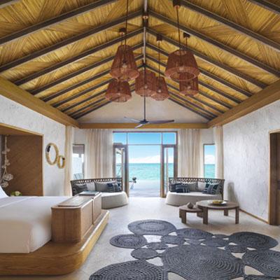 Fairmont Maldives Sirru Fen Fushi images