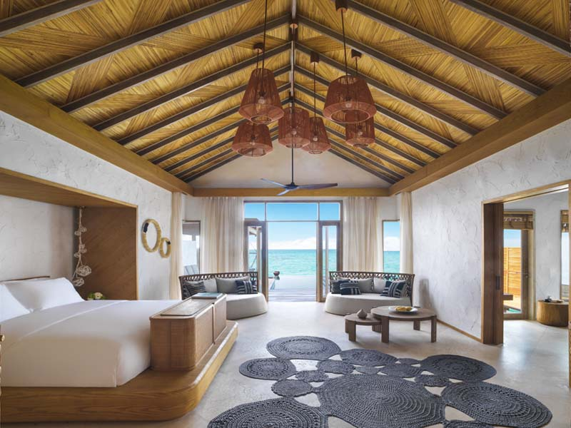 Two Bedroom Water Sunset Villa gallery images