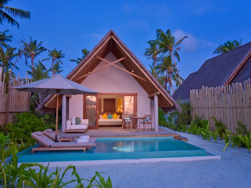 Pool Beach Villa Sunset  gallery images