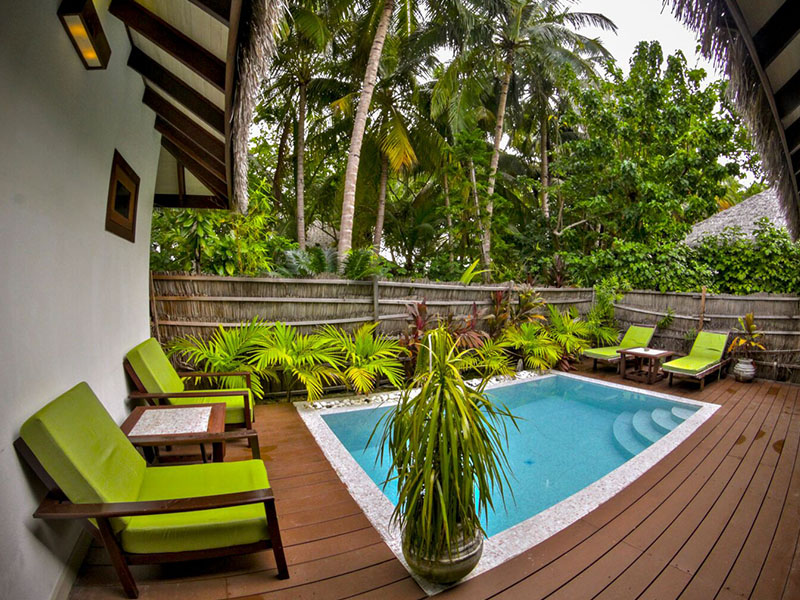 GARDEN VILLA WITH POOL gallery images