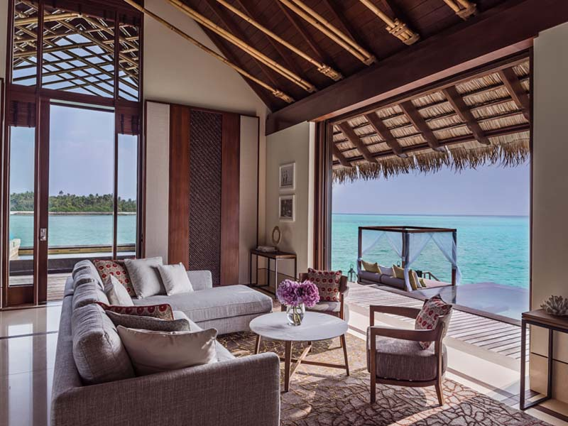 Grand Water Villa With Pool  gallery images