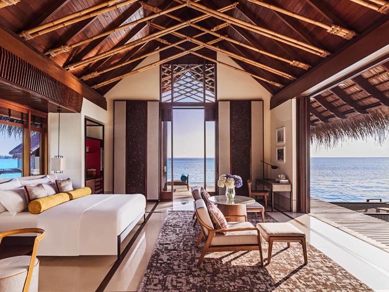Water Villa  gallery images