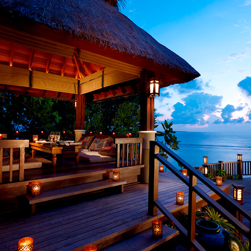 Shangri-La's Villingili Resort & Spa gallery images