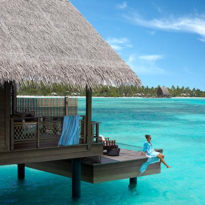 Shangri-La's Villingili Resort & Spa images