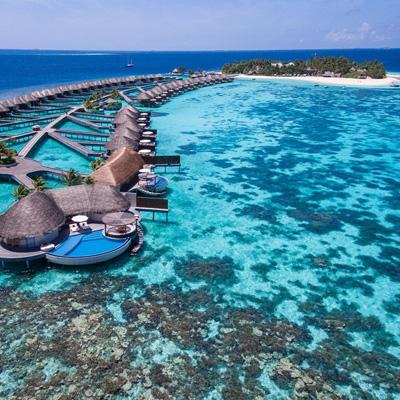 W Maldives images