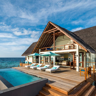 Four Seasons Resort Maldives Landaa Giraavaru images